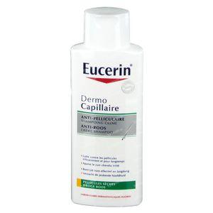 Eucerin DermoCapillaire  Shampoing Crème Anti-Pelliculaire 250 ml