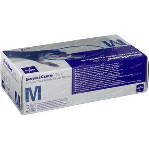 Glove Sensicare Ice Without Powder Medium 486802 200 pieces