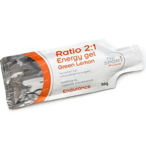 Trisport Pharma Ratio 2:1 Energy Gel Green Lemon 500 g bags