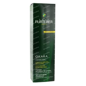 Rene Furterer Okara Active Light Mask 150 ml tube