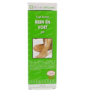 Organic been en voetgel 150 ml gel