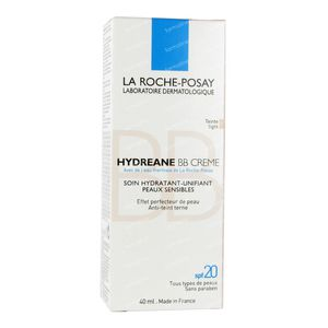 La Roche Posay Hydreane BB Crème Light SPF20 40 ml
