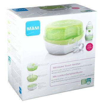 Dodie Microwave Steam Steriliser Dodie Mam 1 st