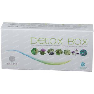Decola Detox Box 1 stuk