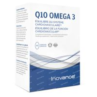 Inovance Q10 Omega 3 60  kapseln
