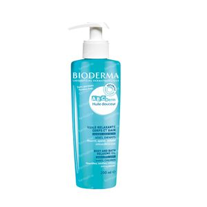 Bioderma Abc Derm Soothing Oil 200 ml