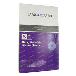 Bap Scar Care S Nipple Washable Scar Dressing 60s0010 4 unidades