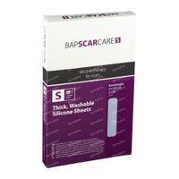 Image of Bap Scar Care S Wasbaar Litteken Verband 5x20cm 60s0520 2 stuks
