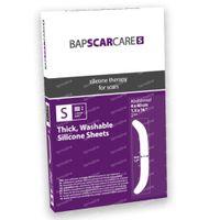 Bap Scar Care S Abdominal Pansement Lavable 60s 04x40cm 2 st