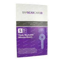 Bap Scar Care S Sleutelgat Wasbaar Litteken Verband 60s 18x10cm 4 st