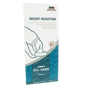 Specific Crw-1 Dog Weight Reduction 1800 g