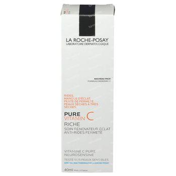 La Roche-Posay Pure Vitamin C Rich Droge Huid 40 ml