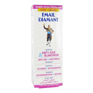 Enamel Diamant Anti-Aging Toothpaste 75 ml