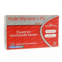 Pharmagenerix Rode Wijnstok + PG 60  capsules