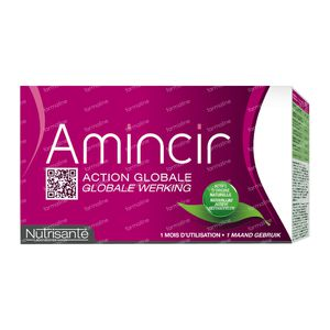 Nutrisanté Amincir Action Global 60 St Capsule