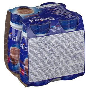 Delical Milkdrink Hp-Hc Chocolate 800 ml