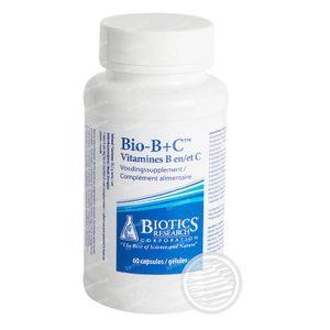 Biotics Bio B+C 60 St Cápsulas