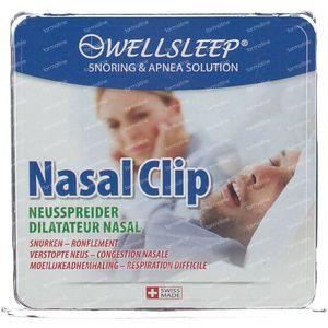 Wellsleep Nasalclip Nas  Dilatator S-M-L 1 item