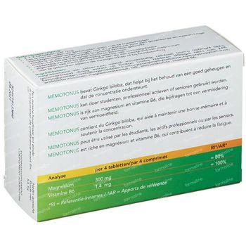 Nutritic Memotonus 60 comprimés