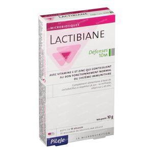 Pileje Lactibiane Defense 15 capsules