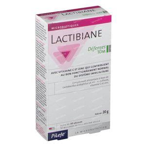 Pileje Lactibiane Defence 30 gel