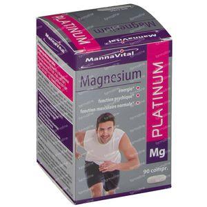 Mannavital Magnesium Platinum 90 comprimés