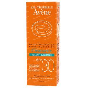 Avène Sonne Emulsion Cleanance Spf30 50 ml