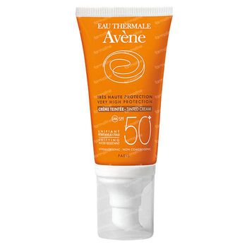 Avène Creme Solaire Teinté SPF50+ 50 ml