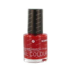 Korres Nagellak Coral Red 48 11 ml