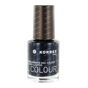 Korres Nagellak Midnight Blue 88 11 ml