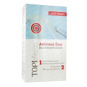 Topiderm Shampoo Anti-dandruff Duo 400 ml