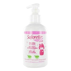 Saforelle Miss Gentle Cleansing Gel 250 ml flacone