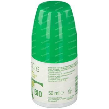 Bio Secure Deodorant Pierre d'Alun-Bergamote 50 ml