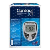 Bayer Contour Glucometer Xt Kit 1 st
