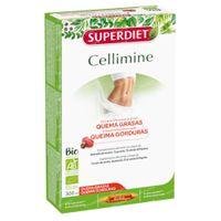 Superdiet Cellimine Afslanken Bio 20x15 ml