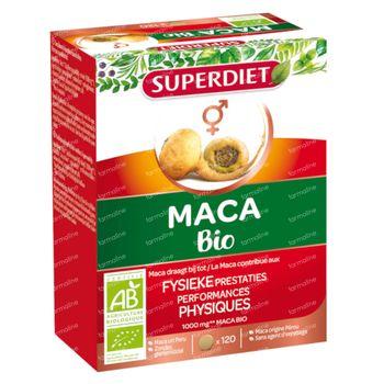 Superdiet Maca Bio 90 capsules