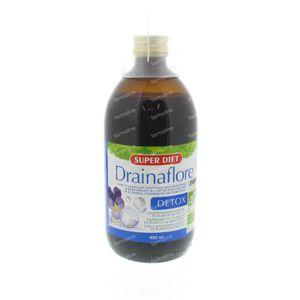 Super Diet Drainaflore Bio 480 ml