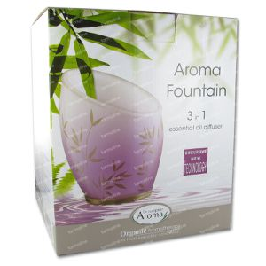 Electric Spray Fountain Essential Oil 1 St