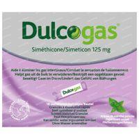 Dulcogas Granulaat - Voor Opgeblazen Gevoel 18  zakjes