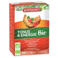 Super Diet Gember Tonus en Energie 60  kapseln