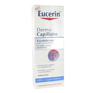 Eucerin Dermo Capillaire Urea Shampoo 5% Promo 250 ml
