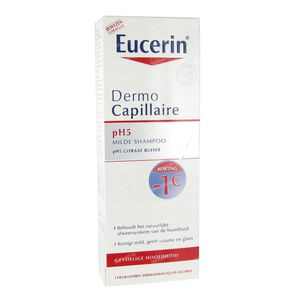 Eucerin Dermo Capillaire Ph5 Shampoo 250 ml