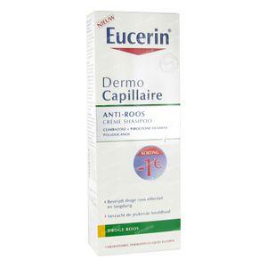 Eucerin Dermo Capillaire Ph5 Shampoo Anti-Roos Droog Haar Promo 250 ml