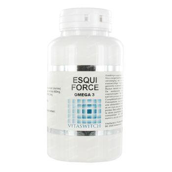 Esquiforce 1405 mg 60 capsules