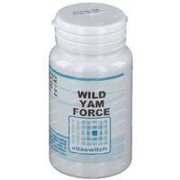 Wild Yam Force 60  capsules