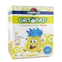 Ortopad Happy Medium Oogpleister 50 st