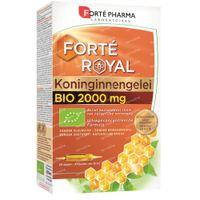 Forté Pharma Koninginnengelei Bio 2000 Mg 20  ampoules