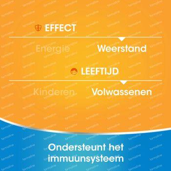 RedoxVita Double Action 1g Vitamine C & Zink Weerstand 30 bruistabletten