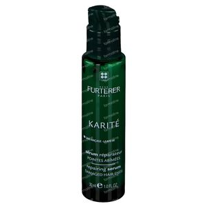 Rene Furterer Karité Nutri Herstellend Serum Gespleten Haarpunten 30 ml