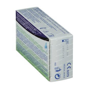 Opticalmax Hyaluron Plus Oogdruppels 20x0,5 ml